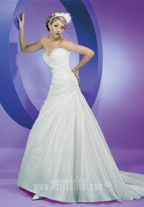 Mary's Bridal 3y180 Wedding Dress