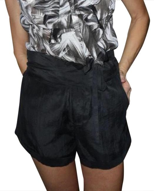 Preload https://img-static.tradesy.com/item/20814980/helmut-lang-black-sandwashed-minishort-shorts-size-6-s-28-0-1-650-650.jpg