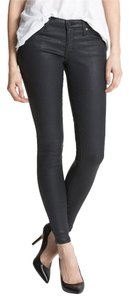 AG Adriano Goldschmied Skinny Legging Skinny Jeans-Coated