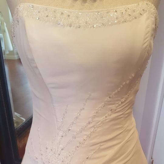 Maggie Sottero A285 Traditional Wedding Dress Size 8 (M)