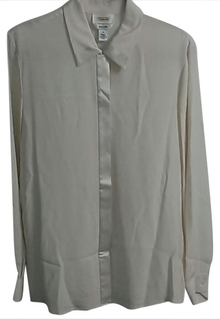 Preload https://img-static.tradesy.com/item/20815208/talbots-cream-colored-silk-button-up-shirt-button-down-top-size-14-l-0-1-650-650.jpg