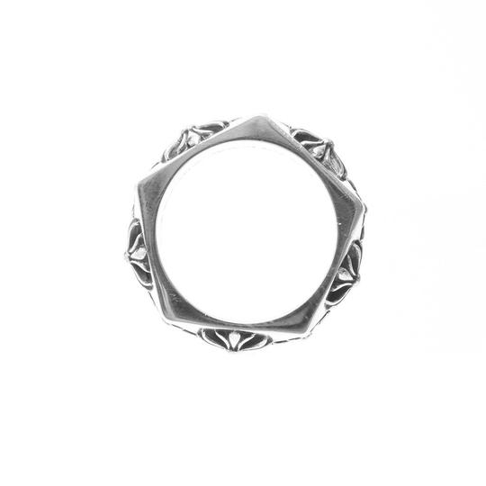 Chrome Hearts PENTAGON CH PLUS RING ALL SIZES