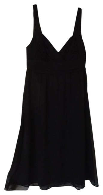 Preload https://img-static.tradesy.com/item/20815298/zara-black-silk-babydoll-2for1-mid-length-cocktail-dress-size-4-s-0-1-650-650.jpg