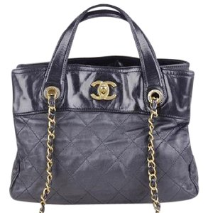 Chanel Classic Two Way Shoulder Bag