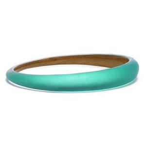 Alexis Bittar Lucite Skinny Tapered Bangle