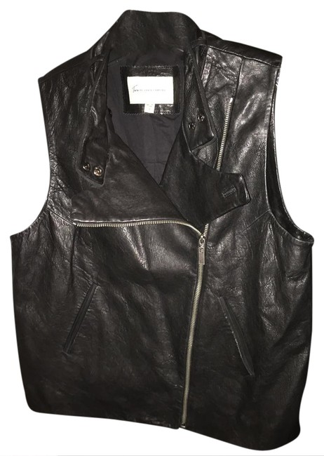 Preload https://img-static.tradesy.com/item/20815362/vince-camuto-black-leather-moto-2for1-vest-size-8-m-0-1-650-650.jpg