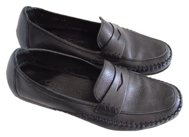 Cole Haan Black Country Flats Size US 6.5 Regular (M, B) Cole Haan Black Country Flats Size US 6.5 Regular (M, B) Image 1