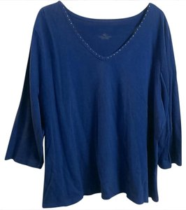 Venezia by Lane Bryant Blouse Modern Fit Sweater