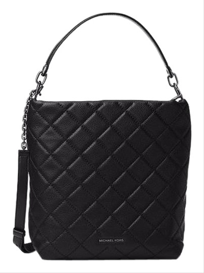 Preload https://img-static.tradesy.com/item/20815718/michael-kors-large-quilted-black-leather-shoulder-bag-0-1-540-540.jpg
