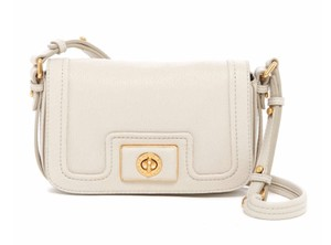 Marc by Marc Jacobs Nude Natasha Cross Body Bag