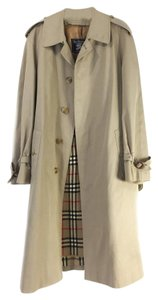 Burberry Trench Trench Classic Vintage Wool Trench Coat