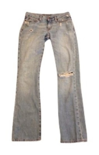 Preload https://item2.tradesy.com/images/abercrombie-and-fitch-light-wash-distressed-boot-cut-jeans-size-26-2-xs-20816-0-0.jpg?width=400&height=650