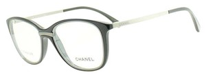 Chanel NEW Chanel 1506T Black Oversized Titanium Eyeglasses Frames