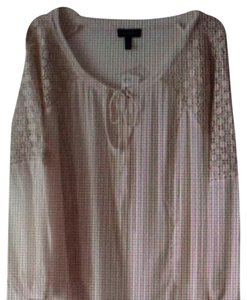 Jessica Simpson Peasant Cotton Long Sleeves Light Weight Tunic