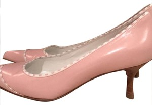 Chanel shoes size 11 euro 42 Light pink .!! Pumps