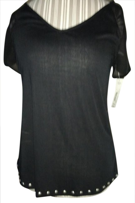 Preload https://img-static.tradesy.com/item/20816340/ana-a-new-approach-black-tee-shirt-size-6-s-0-1-650-650.jpg
