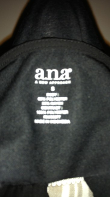 a.n.a. a new approach T Shirt Black