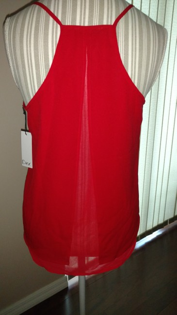 DEX clothing Top Red