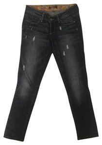 Paige Black Friday Skinny Jeans-Distressed