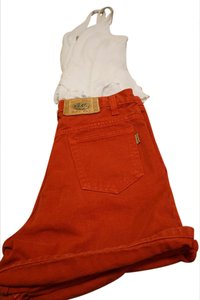 Gab's jeans Shorts red