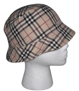 Burberry Classic Check Reversible Bucket Hat