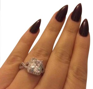 Other Beautiful Square Engagement Ring