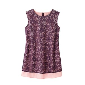Avon Fashions Top plum lace