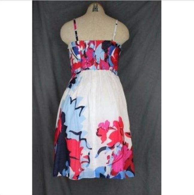Cynthia Rowley short dress Multi Floral Spaghetti Strap Sundress on Tradesy