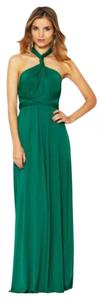 emerald green Maxi Dress by Tart Collections