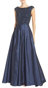 Aidan Mattox Ball Gown Evening Taffeta Dress