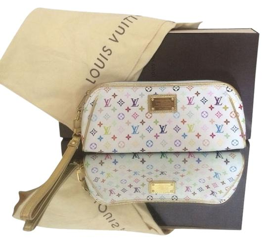 Louis Vuitton Louis Vuitton Multicolor Kate Clutch