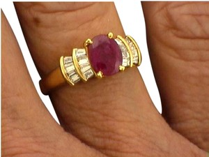 Other Ruby & Diamond Ring