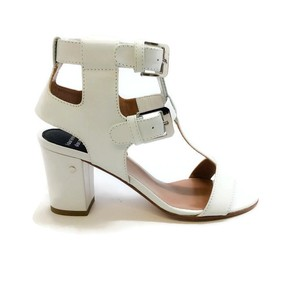 Laurence Dacade White Sandals
