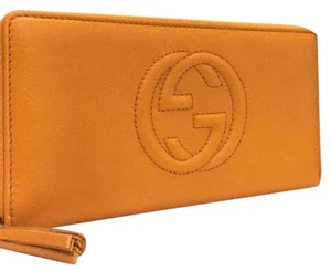 Gucci GUCCI Soho Interlock GG Wallet