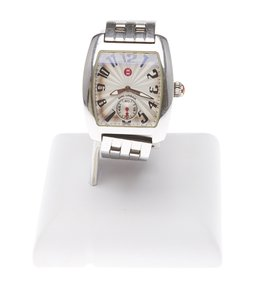 Michele Michele Mini Urban Stainless Steel Quartz Watch (115622)