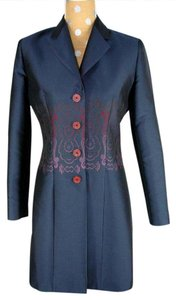 Vertigo 4-buttons Trench Coat