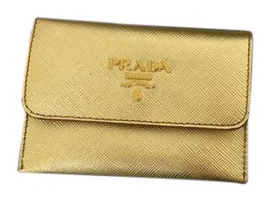 Prada PRADA Card Case Holder