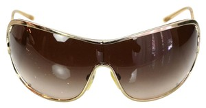 BVLGARI Bulgari Gold Frame Sunglasses
