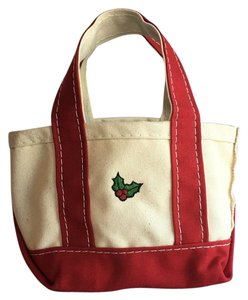 L.L.Bean Tote in white