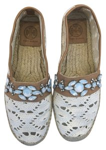 Tory Burch Preppy Summer Holiday Vacation Flats
