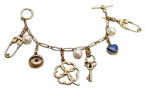 Tory Burch Tory Burch Multi charms bracelet