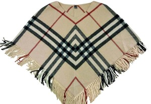 Burberry Wrap Cape