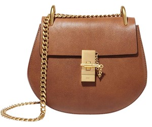 Chloé Chloe Small Drew Chloe Drew Chloe Chloe Drew Brown Small Drew Shoulder Bag