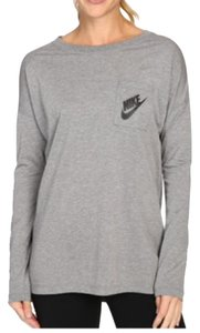 Nike T Shirt heather grey