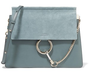 Chlo Faye Suede Chloe Faye Medium Chloe Faye Suede Faye Suede Leather Shoulder Bag