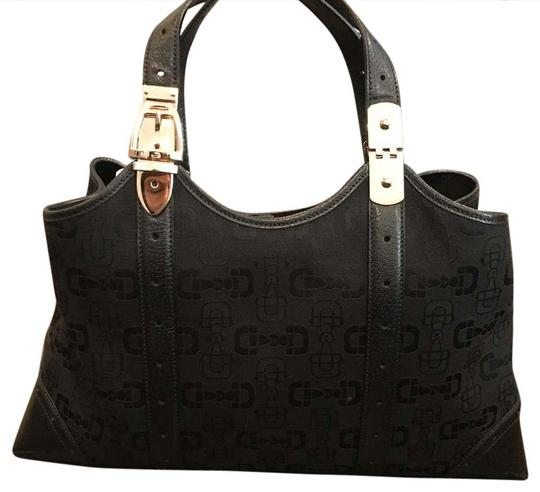 Preload https://img-static.tradesy.com/item/20818876/gucci-tote-leather-and-fabric-satchel-0-1-540-540.jpg
