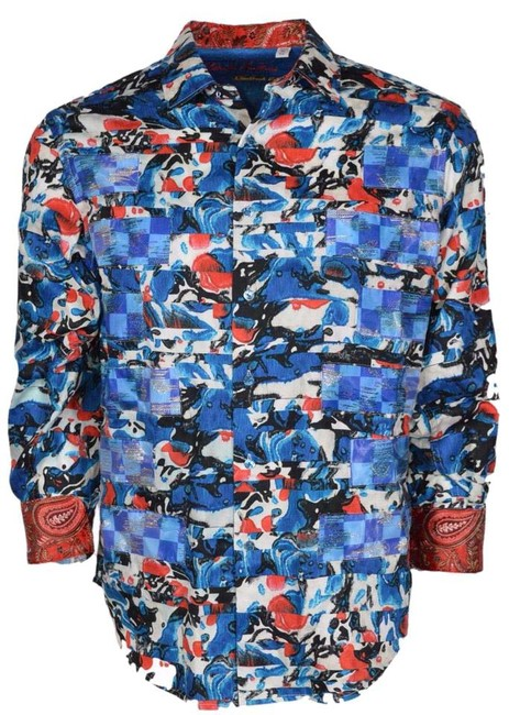 Preload https://item5.tradesy.com/images/robert-graham-multi-color-new-classic-fit-zen-beach-abstract-limited-edition-2xl-button-down-top-siz-20818969-0-1.jpg?width=400&height=650