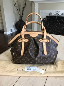 Louis Vuitton Tivoli Satchels Handbags Wallets Shoulder Bag