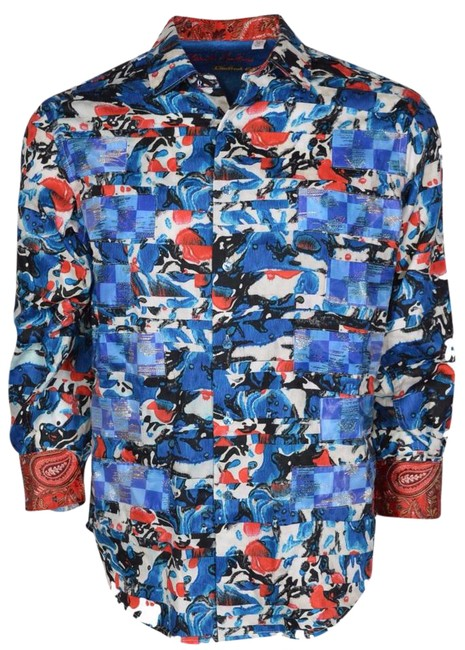 Preload https://img-static.tradesy.com/item/20819089/robert-graham-multi-color-new-classic-fit-zen-beach-abstract-limited-edition-xl-button-down-top-size-0-2-650-650.jpg