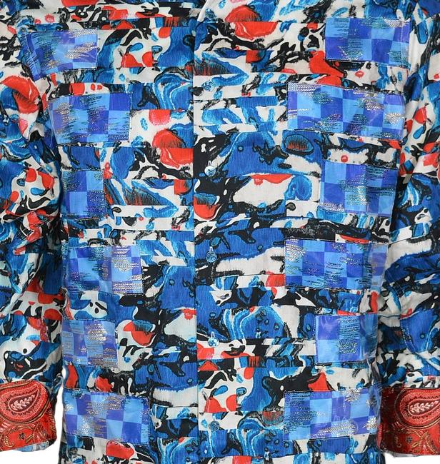 Robert Graham Shirt Shirt Shirt Men's Shirt Button Down Shirt Multi-Color
